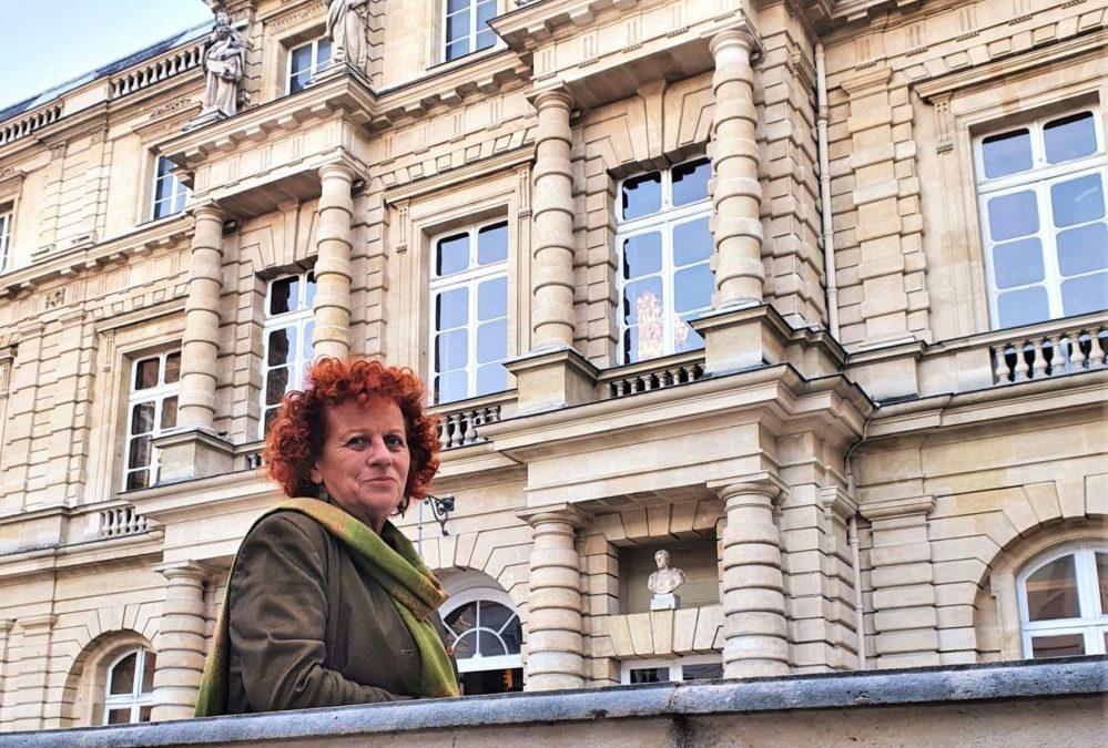 Bilan après trois mois : Premiers pas d'une militante écologiste au Sénat